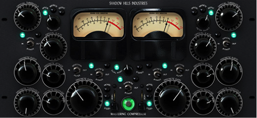 Shadow Hills Industries mastering compressor